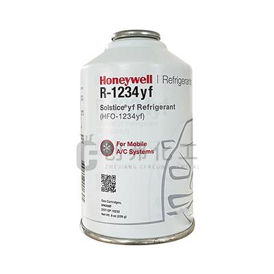 霍尼韦尔R1234yf冷媒